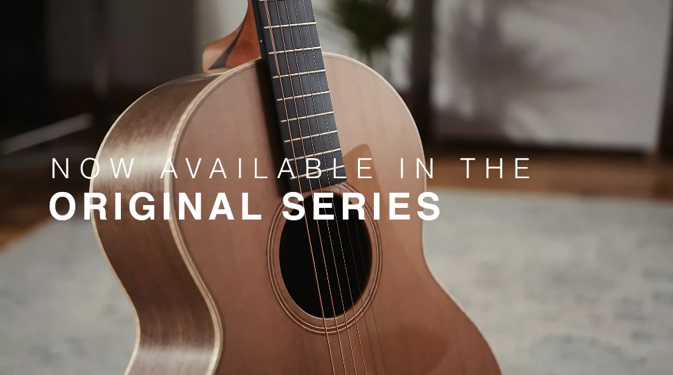 [Lowden吉他]2021新款 Original Series 12 Fret 12品原声吉他